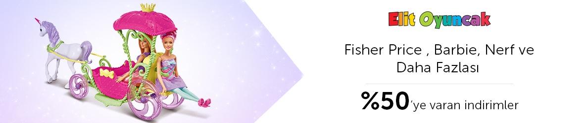 Barbie- Nerf- Fisher Price İndirim