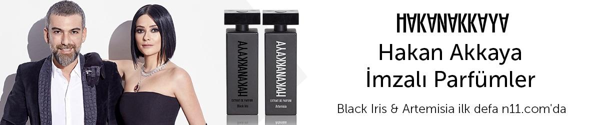 Hakan Akkaya İmzalı Parfümler