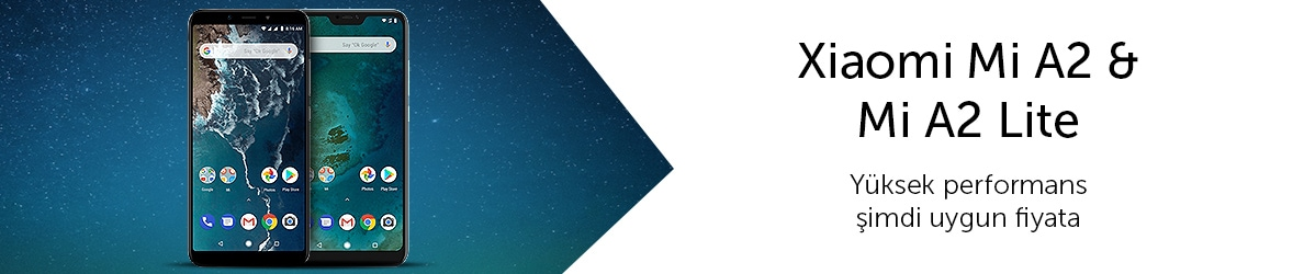 Xiaomi Mi A2 & Mi A2 Lite