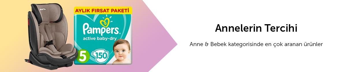 En Çok Aranan Ürünler - Anne&Bebek