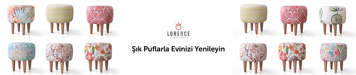 Lorencehome Pufları