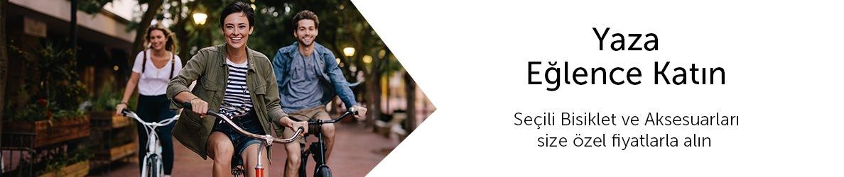 Seçili Bisiklet ve Aksesuarları Size Özel Fiyatlarla Alın