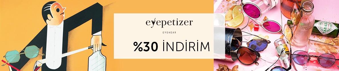Eyepetizer Güneş Gözlüklerinde Net %30 İndirim