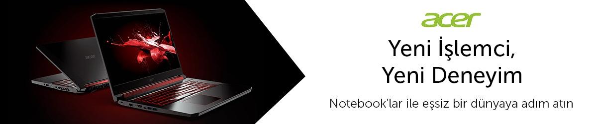 Acer Yeni Nesil Notebooklar