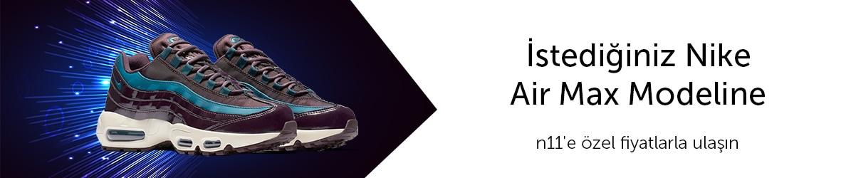 Nike Air Max Spor Ayakabbılarda Kaçırılmayacak Fırsatlar
