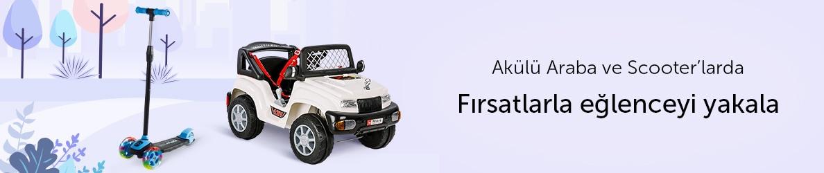 Akülü Araba & Çocuk Scooter & Hoverboard