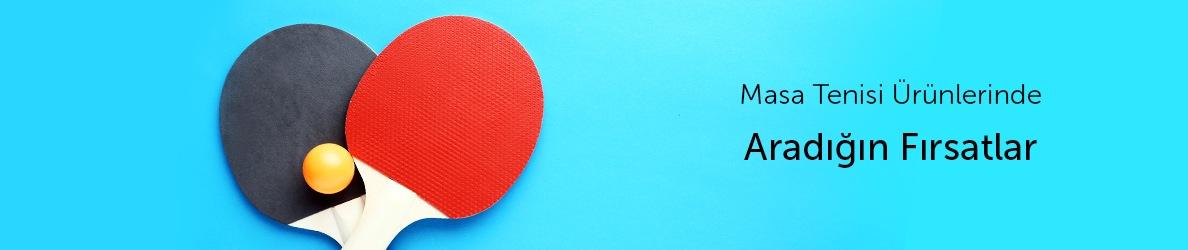 Masa Tenisi Ürünleri İle Eğlenceyi Kaçırmayın