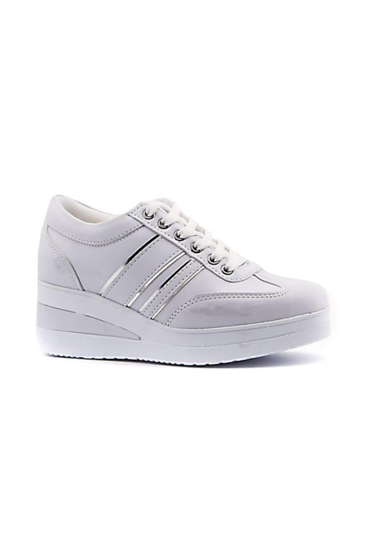 Günlük Ayakkabı Topuk Şekilleri