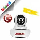 Azemax IP610S HD 1MP Wifi Güvenlik IP Kamera Bebek Bakıcı Kamera
