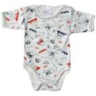 Erkek Bebek Ayıcıklı Kısa Kollu Body