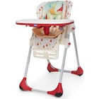 Chicco Polly 2 in 1 çift kılıflı Mama Sandalyesi