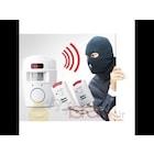 Piranha 8025 Kablosuz Harekete Duyarlı Ev Alarmı
