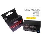 Sony AX 2000 Bataryası
