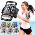 """Yürüyüş Koşu Spor Su Geçirmez 6.3"""" inch KolBandı Telefon Kılıfı"""
