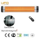UFOStar/UK 3000 Watt Kumandalı İnfrared Isıtıcı %100 ORJİNAL ÜRÜN
