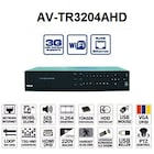 AVENIR AV-TR3204AHD 32 Kanal 2X6TB HDD DESTEĞİ 1280P/960P AHD Dvr