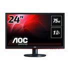 "AOC LED 24"" G2460VQ6 D-SUB+HDMI+DP"