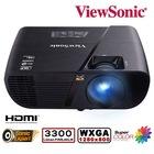 ViewSonic PJD5555W 3300 Ansi Lumen WXGA 3D DLP Projeksiyon