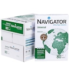 Navigator A4 Fotokopi Kağıdı 80Gr 1 Koli 5 Paket (2500 Sayfa)