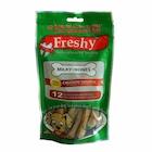 Freshy Milky Bones Kalsiyum Kemikleri Küçük Boy 12 Adet 180 Gr