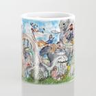 Ghibli anime kompozisyon ilginç hediye baskılı kupa bardak