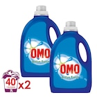 Omo Sıvı Çamaşır Deterjanı 3000Ml 2'li Set