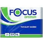 Focus Tuvalet Kağıdı Optimum 72 Rulo