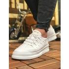Chekich CH040 BT Erkek Ayakkabı BEYAZ