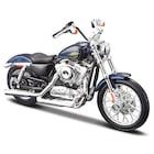 Maisto Harley Davidson 2012 XL 1200V Seventy-Two 1:18 Model Motor