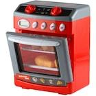 Sesli ve Işıklı Ocaklı Oyuncak Fırın Mutfak Oyun Seti