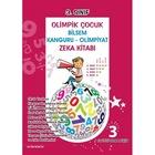 3. Sınıf Olimpik Çocuk Bilsem - Kanguru - Olimpiyat Zeka Kitabı T