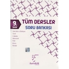 Karekök Yayınları 9.Sınıf Tüm Dersler Soru Bankası