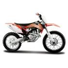 Maisto KTM 450 SX-F 1:18 Model Motorsiklet
