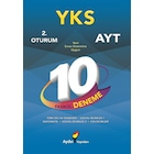 Aydın Yayınları YKS 2. Oturum (AYT) 10 Fasikül Deneme