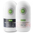 INCIA Doğal Roll-On Deodorant 2'li Set