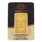 20 Gr Külçe Altın IAR 24 Ayar