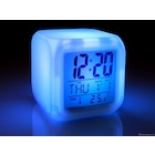 Piranha 4405 Dijital Alarmlı Termometreli Gece Lambalı Masa Saati
