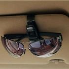 Oto Araç İçi Gözlük Tutucu Klips Güneş Gözlüğü Kartvizit Tutacağı