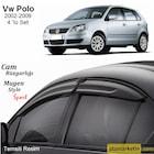 Volkswagen Polo Mugen Cam Rüzgarlığı 2002-2009