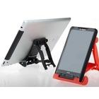 Masaüstü Telefon ve Tablet Tutucu Plastik Ayarlanabilir Stand