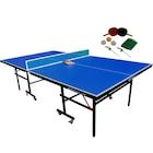 Mitsuka Play-B2 Mavi Masa Tenis Masası - Mitsuka Masa Tenis Seti
