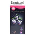Sambucol Kids Kara Murver Ekstresi Vitamin C 120 ml Şurup 11/2020