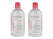 Bioderma Sensibio H2O 500ml İkiz Set