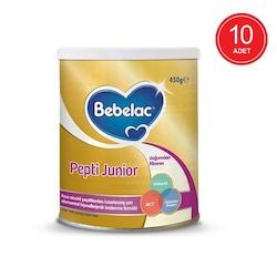 Bebelac 1 Pepti Junior Bebek Maması 0+ Ay 10 x 450 G