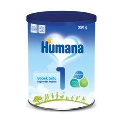 Humana 1 Metal Kutu Bebek Sütü 0+ Ay 350 G
