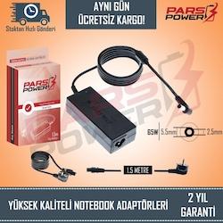 Asus X550CA, R409L, W509LD Adaptör Şarj Aleti-Cihazı (Pars Power)
