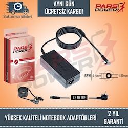 HP ENVY 15-k200, 15-k300 Adaptör Şarj Aleti-Cihazı (Pars Power)