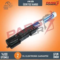Asus X540SA-XX285D Notebook Batarya - Pil (Pars Power)