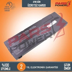 Sony Vaio VPCSC31FM, VPCSC41FM Batarya - Pil (Pars Power)