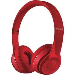 Piranha 2204 BT Kablosuz Kulaklık Kırmızı